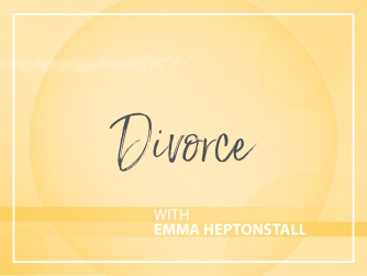 Divorce in sobriety with Emma Heptonstall