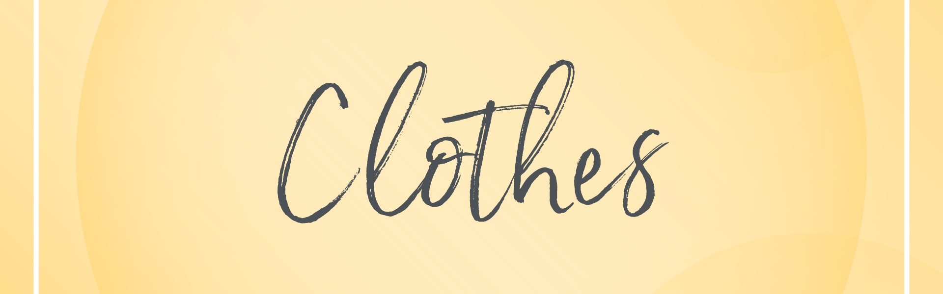 Clothes with Loulou Storey